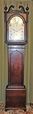 Late 18th Century Antique Longcase - Free Delivery & Set Up (100 Miles)