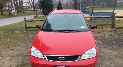 2007 Ford Focus ses 2007 Ford Focus SES Low Miles