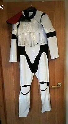 Disney stormtrooper outfit