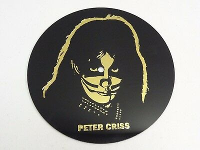 """KISS Peter Criss Live In Australia 1980 45 7"""" Picture Disc Limited Edition RARE"""