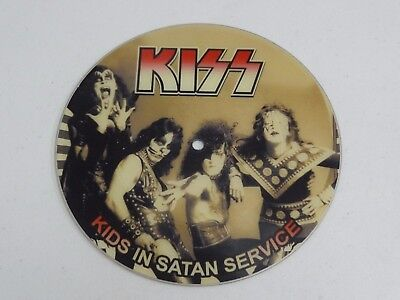 """KISS Live In Montreal 1979 45 7"""" Picture Disc Limited Edition RARE"""