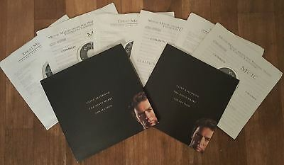 Clint Eastwood - The Dirty Harry Collection - Box Set - 6 NTSC Laserdiscs's