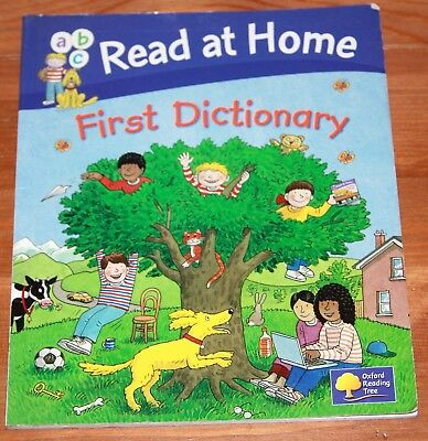 Oxford Reading Tree First Dictionary Read at Home