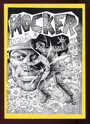 The Mocker By Steve Ditko - 1St Printing -  Mint Unread - 1989