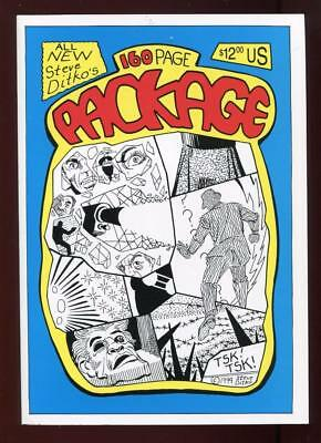 Steve Ditko's 160-Page Package - Vol One - 1St Printing -  Mint Unread - 1999
