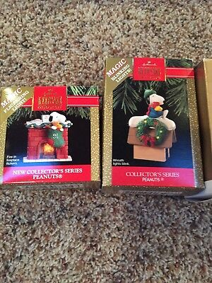 hallmark ornament lot 1991-1995