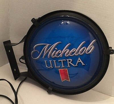 Michelob Ultra Lighted Pub Bar Sign
