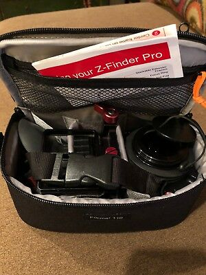 Zacuto EVF PRO and Z Finder Kit