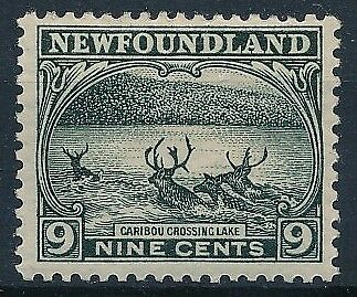 [33246] Newfoundland 1923/24 Good stamp Very Fine MH