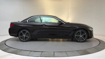 2018 BMW 4-Series 430i 430i 4 Series New 2 dr Convertible Automatic Gasoline 2.0L 4 Cyl Sparkling Brown