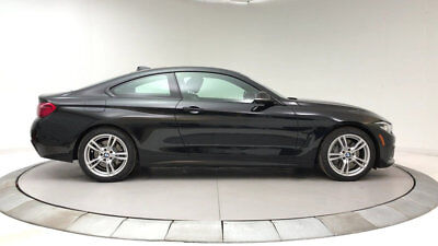 2018 BMW 4-Series 430i 430i 4 Series New 2 dr Coupe Automatic Gasoline 2.0L 4 Cyl Black Sapphire Metall