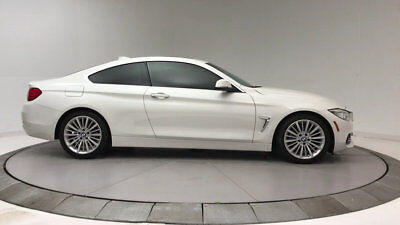 2015 BMW 4-Series 428i 428i 4 Series 2 dr Coupe Automatic Gasoline 2.0L 4 Cyl Alpine White