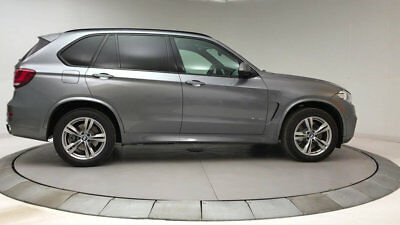 2018 BMW X5 xDrive50i Sports Activity Vehicle xDrive50i Sports Activity Vehicle New 4 dr Automatic Gasoline 4.4L 8 Cyl Space G