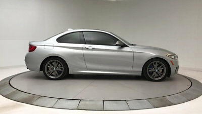 2015 BMW 2 Series M235i M235i 2 Series Low Miles 2 dr Coupe Gasoline 3.0L STRAIGHT 6 Cyl Glacier Silver