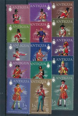 [59747] Antigua lot of 3 good sets MNH Very Fine stamps