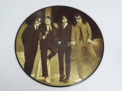 """KISS Dressed To Kill 10"""" Picture Disc RARE"""