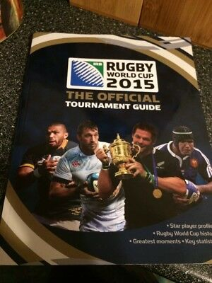 Rugby World Cup 2015 Book