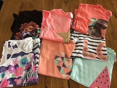 Bulk Lot Girl Clothes Size 12 to 14 - over 30 items