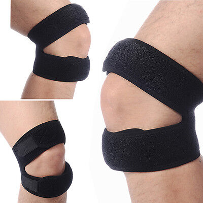 Hot Useful Knee Gym Sports Support Strap Belt Pain Relief Patella Tendon Brace