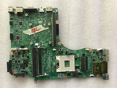 For MSI GE620 laptop motherboard MSI-16G51 MS16G51 VER:2.0 DDR3 100/% tested OK