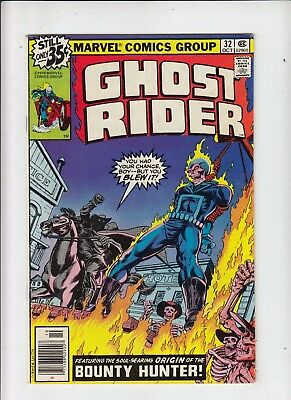 Ghost Rider #32 (Marvel 1978) Fine-