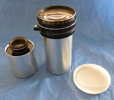 2 Rollei P11 Projector Lenses- one is long range