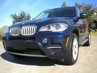 2013 BMW X5 XDRIVE35I AWD PREMIUM 2013 BMW X5 XDRIVE35i AWD TURBO AUTOMATIC 4 Wheel Drive / Camera / Navigation