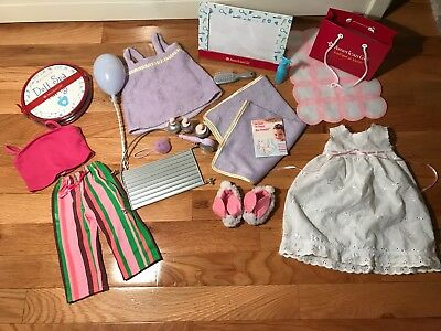 American Girl Spa Day Set + EXTRA Spa Accesories
