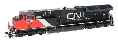 HO InterMountain ET44AC Tier 4 GEVO - Canadian National / CN #3038 DCC & Sound