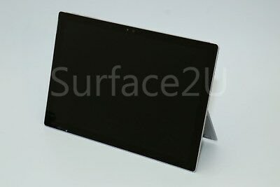 BUNDLE Microsoft Surface Pro 4 m3 128GB 12.3in with Type Cover, Stylus & Charger
