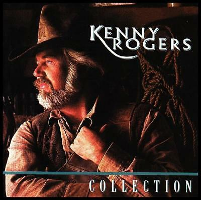 KENNY ROGERS (2 CD) COLLECTION ~ THE GAMBLER~LADY~LUCILLE ~ 70's COUNTRY *NEW*