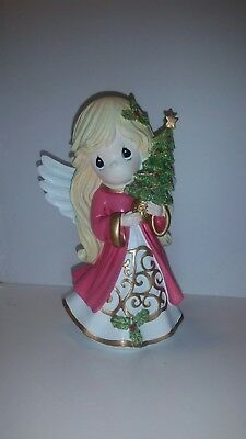 Precious moments angel 2017 the Promise of Christmas free shipping