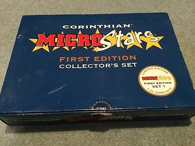 Corinthian Microstars First Edition Collectors Set