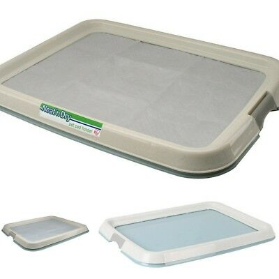 IRIS Training Puppy Pad Holder Regular Neat n Dry Protection Tray