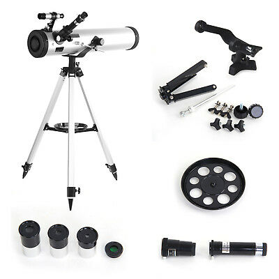 NEW 700-76 Reflector Astronomical Telescope Performance FAST DELIVERY UK