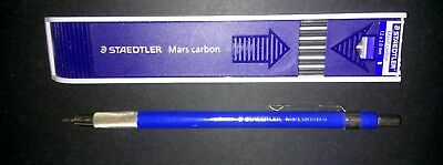 Staedtler Mars technico 2mm lead holder / mechanical pencil with knurled grip