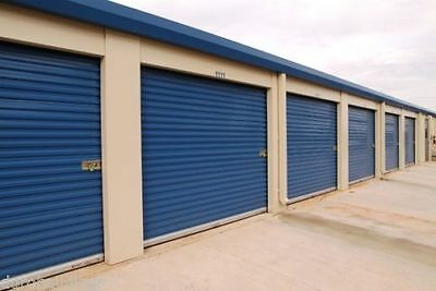 DuroSTEEL JANUS 8' Wide by 8' Tall 2000 Series Commercial Roll-up Door DiRECT