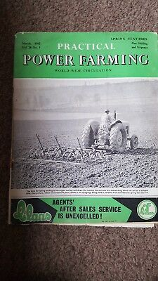 practical power farming 1962 vol28 no3