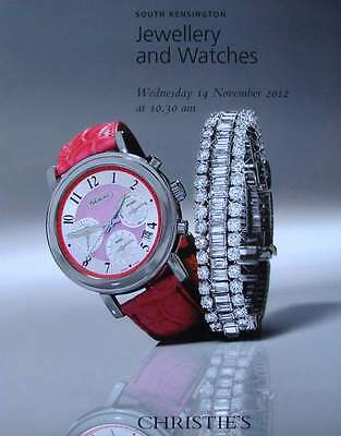 CATALOGUE DE VENTE : BIJOUX & MONTRE (Boucheron,Bulgari,Cartier,Chopard,Dunhill