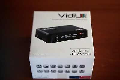 Teradek VidiU Pro Consumer Camera-top HDMI Wi-Fi Live Streaming Device, H.264 Vi
