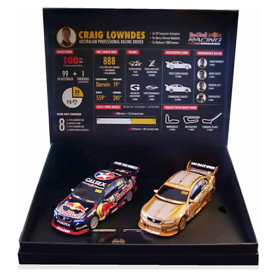 Scalextric Craig Lowndes 100 Race Wins C3815A