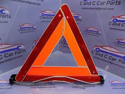 Original BMW E36 Z3 Roadster Warning triangle with Case  1092427