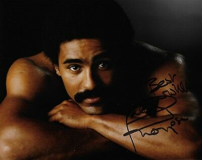 Photo - Daley Thompson signed photo - British Sporting Legend!