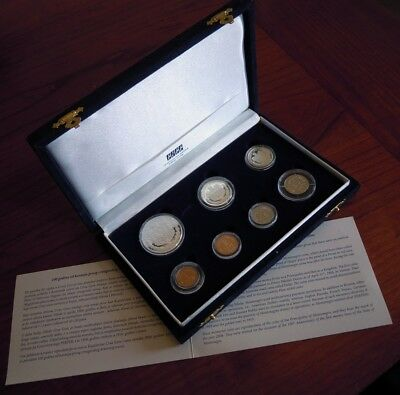 Perper - National bank of Montenegro - Set of coins - 2006 - Restrikes