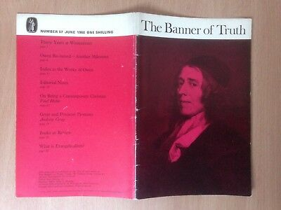 The Banner of Truth magazine, Issue 057 June 1968