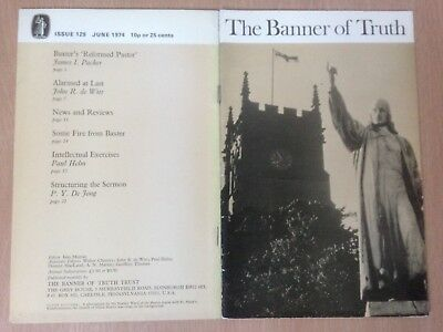 The Banner of Truth magazine, Issue 129 June 1974