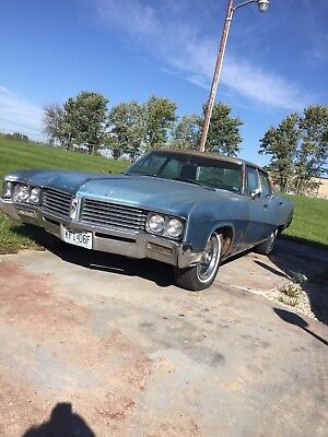 1967 Buick Electra Custom 225 1967 Buick Electra 225 Custom - Four (4) Door Sedan
