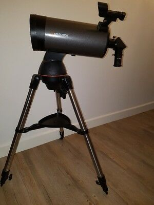 Celestron 127 SLT GOTO Telescope Used Once with Extras