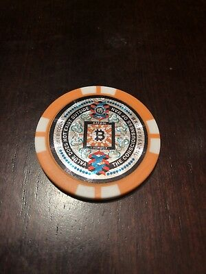 SATORI COIN Physical Bitcoin Wallet .001 BTC  BTG Fully Funded Not Litecoin