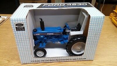 MIB 1/16 Scale Models Ford 4630 Utility Tractor!!   No Reserve!!